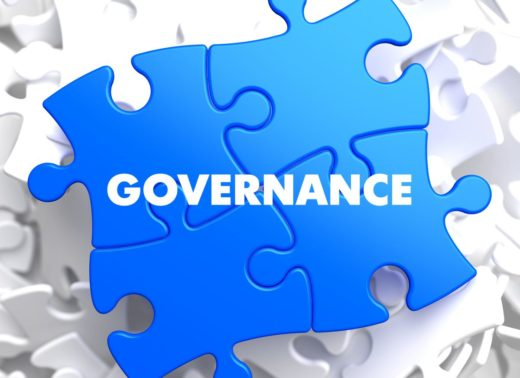 bigstock-Governance-on-Blue-Puzzle--85275113